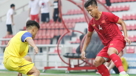 HLV Park Hang Seo không dẫn dẫn U22 Việt Nam giao hữu với UAE