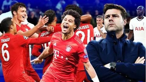 Pochettino nói gì sau khi Tottenham bị Bayern 'sỉ nhục'?