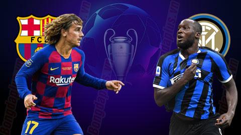 Soi kèo, dự đoán tỷ số bóng đá ngày 2/10: Tâm điểm Barcelona vs Inter