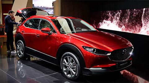 Mazda CX-30 thiết kế tuyệt đẹp, giá chỉ từ 517 triệu đồng khiến cư dân mạng phát sốt