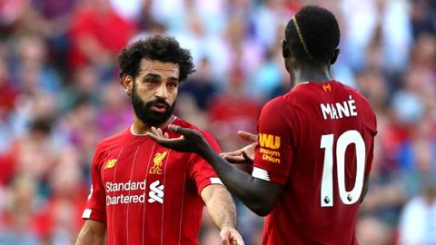 Mane thừa nhận có thất vọng về Salah