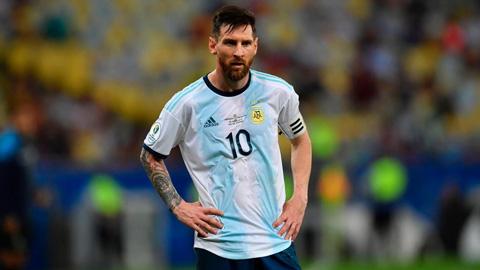 CONMEBOL từ chối giảm án cho Messi