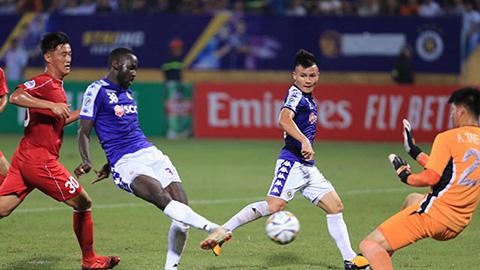 April 25 0-0 Hà Nội FC (2-2): Hà Nội dừng bước trước ngưỡng cửa lịch sử