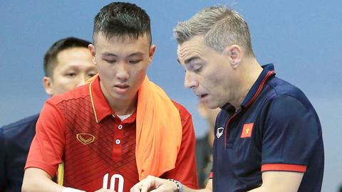 ĐT Futsal Việt Nam khởi động cho kế hoạch tìm vé đến Asian Cup 2020