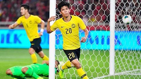 Vòng loại World Cup 2022: Malaysia khó chọn tiền đạo