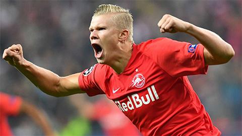 Sao trẻ Na Uy vừa chọc thủng lưới Liverpool khiến Ronaldo 'nở mặt'