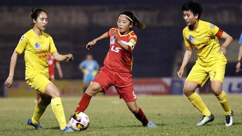 Tiền đạo Huỳnh Như: Sinh ra đã mang ADN bóng đá