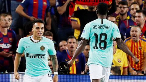 Inter Milan: Thua nhưng vẫn có quyền lạc quan