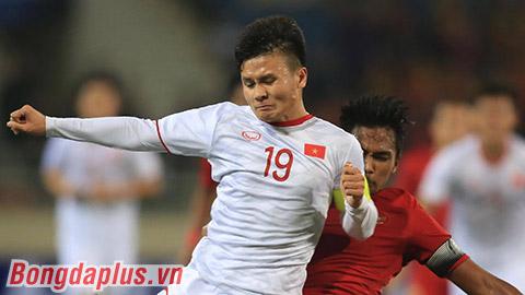 Indonesia đổi địa điểm đón tiếp Việt Nam ở vòng loại World Cup 2022