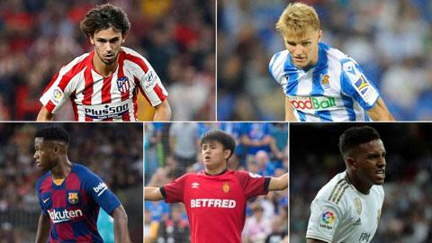 9 ngôi sao sẽ thống trị La Liga trong 1 thập kỷ tới