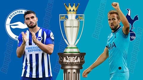 Nhận định bóng đá Brighton vs Tottenham, 18h30 ngày 5/10: Đuối nước vớ phao cứu sinh