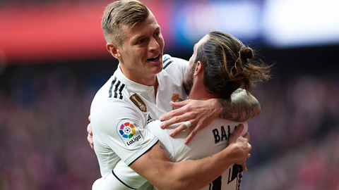 Kroos, người giữ lửa cho Real Madrid