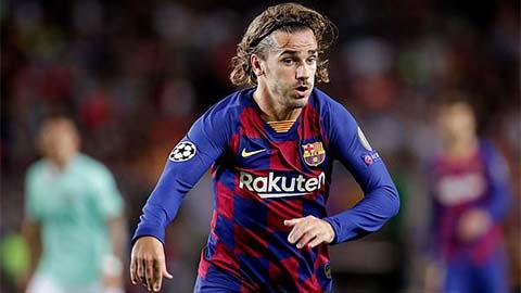 Barca có thể bán Griezmann vì không hợp Messi