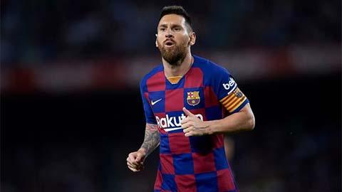 Messi sẽ khó sang Anh hậu Brexit