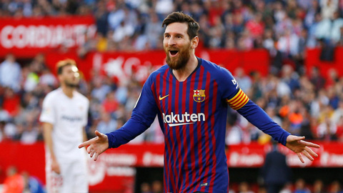Sevilla, con mồi ưa thích để Messi thông nòng