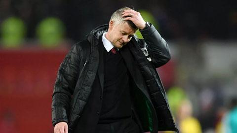 M.U ghi bàn sau 20 trận không bằng Man City sau 5 trận