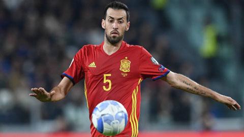 ĐT Tây Ban Nha triệu tập: Barca chỉ đóng góp 1 cái tên