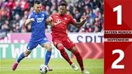 Bayern Munich 1-2 Hoffenheim(Vòng 7 Bundesliga 2019/20)