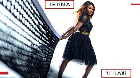 Serena Williams, nữ chiến binh không đầu hàng  số phận