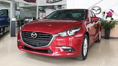 Mazda 3 giảm giá 'kịch sàn' chờ đón phiên bản 2019