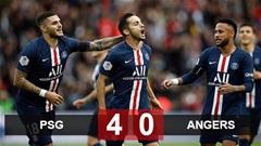 PSG 4-0 Angers: Neymar và 3 tân binh cùng nhau tỏa sáng, PSG vững vàng trên đỉnh