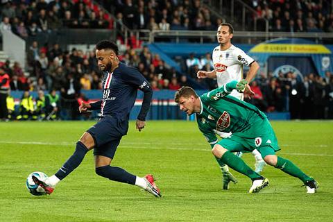 Neymar tiếp tục nổ súng để mang về thắng lợi cho PSG