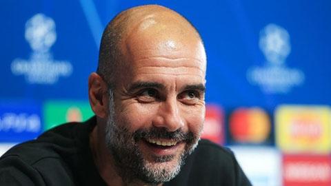 Guardiola không nhắc tới M.U trong cuộc đua vô địch Ngoại hạng Anh