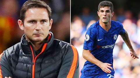Pulisic cân nhắc rời Chelsea
