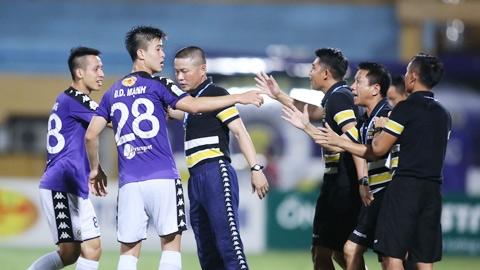 Hà Nội FC cho cầu thủ xả trại