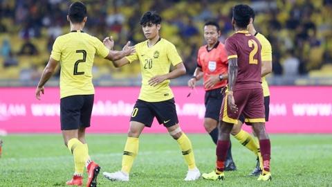 Malaysia chưa phô diễn hết sức mạnh