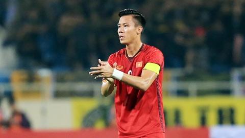 'Điểm danh' 5 trung vệ của ĐT Việt Nam