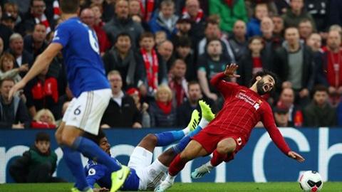 Chấn thương của Salah không nghiêm trọng