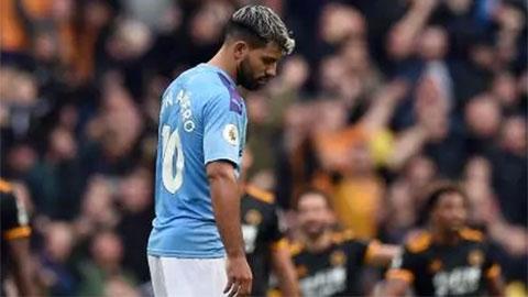 Những thống kê tồi tệ của Man City sau trận thua Wolves