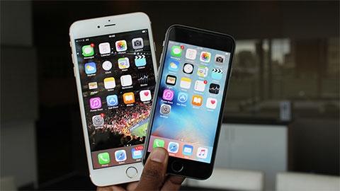 iPhone 6s, 6s Plus sẽ được Apple thay pin miễn phí