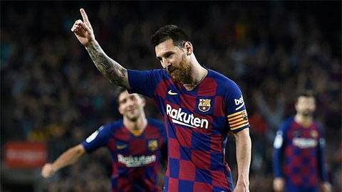 Thấy gì từ chiến thắng của Barca trước Sevilla?