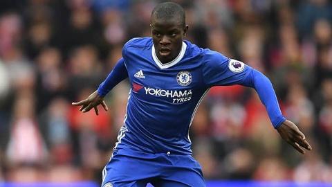 Chelsea: Kante đang hạnh phúc với vai trò 'số 8'