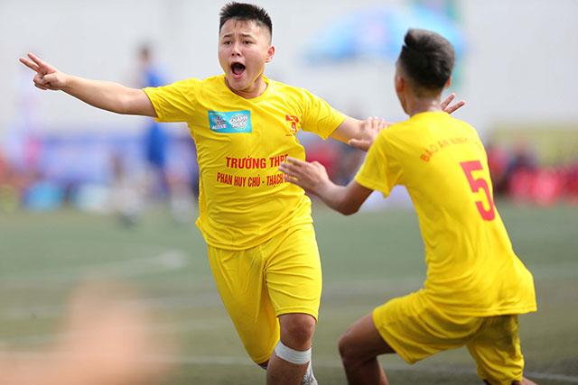 Giải đấu trở thành sân chơi bổ ích cho những cầu thủ 17, 18, 19 tuổi