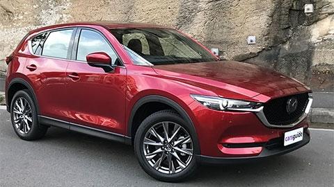 Mazda CX-5 2019 bản Turbo thiết kế đẹp mắt, giá gây sốc