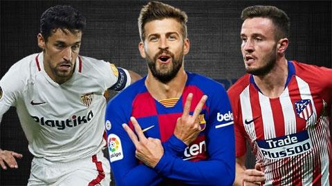 Những ngôi sao không thể thay thế ở La Liga 2019/20