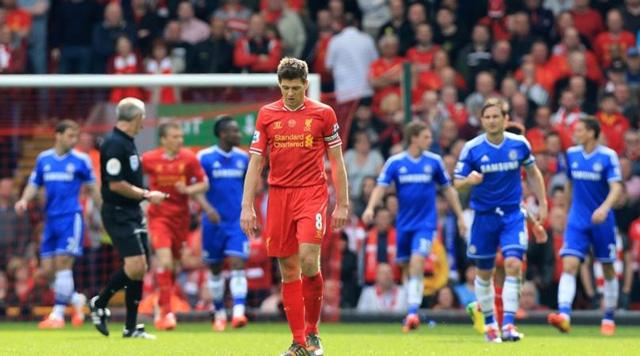 Liverpool không thiếu những lần cầm vàng để vàng rơi