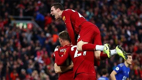 Làm thế nào để Big Six đuổi kịp Liverpool?