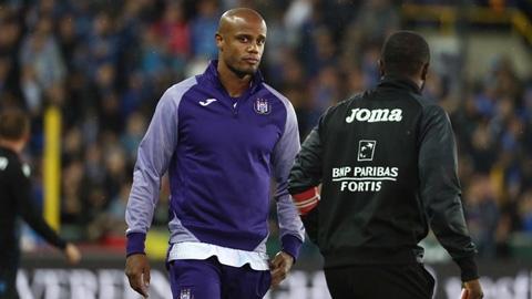Kompany sắp bị phạt nặng vì hành nghề trái phép tại Anderlecht