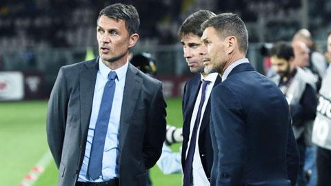GĐTT Paolo Maldini đang yêu cầu chi đậm để nâng cấp đội hình Milan