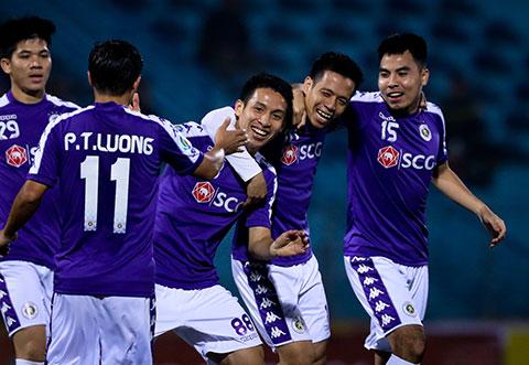 Hà Nội FC đã có lúc rất gần 1 danh hiệu vô địch ở giải châu Á