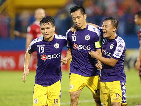 Hà Nội FC dở dang với giấc mơ chinh phục ở đấu trường châu Á
