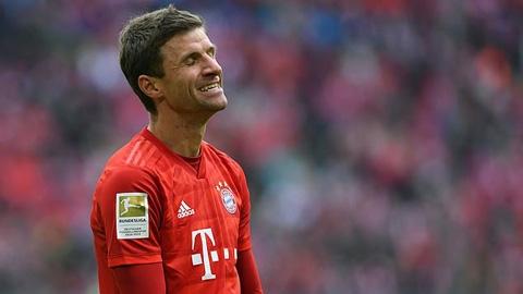 Mueller đòi rời Bayern ngay tháng Giêng tới