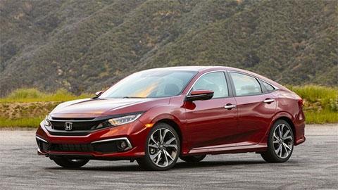 Honda Civic 2020 gây sốc khi có giá bán chỉ hơn 450 triệu đồng