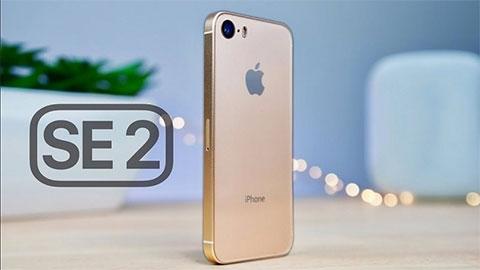 iPhone SE 2 giá rẻ, sẽ giúp Apple tăng doanh số trong năm 2020