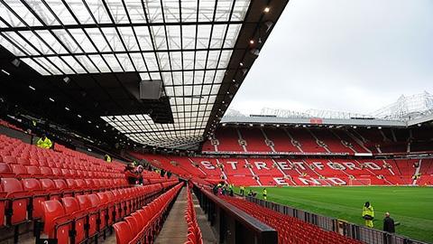 Old Trafford bị chê không đủ điều kiện tổ chức World Cup