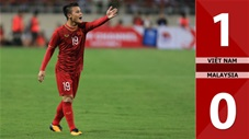 Việt Nam 1-0 Malaysia(Vòng loại WCup 2022 KV Châu Á)